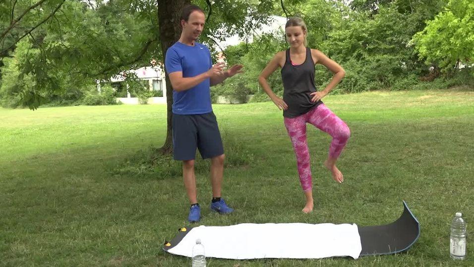 Rücken-Workout mit Michael Limmer