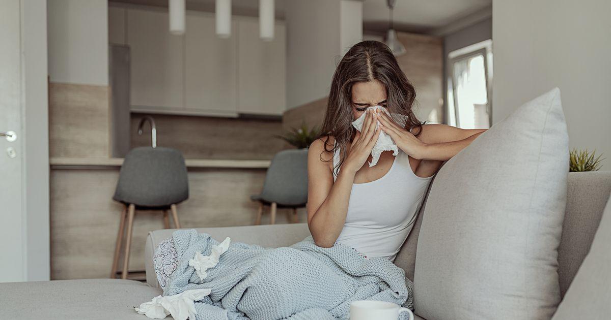 Erkältungszeit: 3 Sternzeichen werden besonders oft krank
