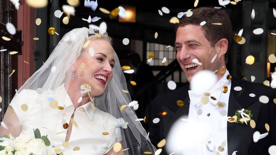Theodora zu Sayn-Wittgenstein-Berleburg - Hochzeit wie im Märchen – und ihr Brautkleid ist eine echte Überraschung