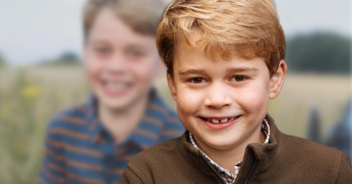 Prinz George: An seinem neuen Porträt fällt ein Detail besonders auf