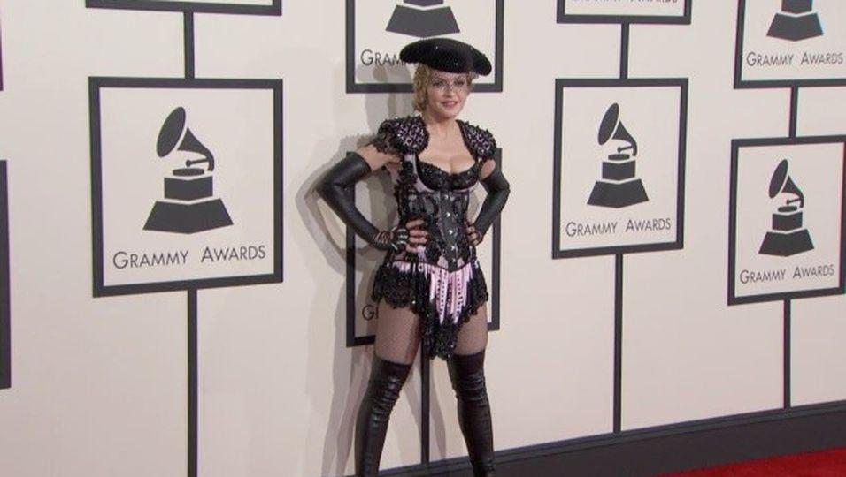Ihr Auftritt bei den Grammys