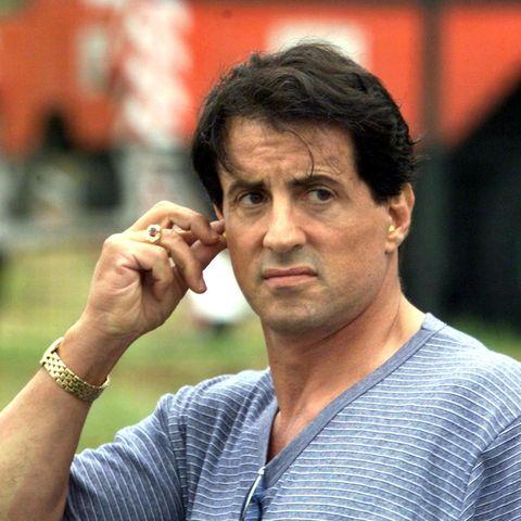 Silvester Stallone – früher