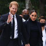Meghan Markle & Prinz Harry: Erster Auftritt nach der Babypause!