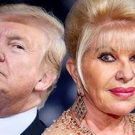 Donald und Ivana Trump