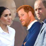 Prinz Harry, Prinz William & Herzogin Meghan: Fotos mit Gruselfaktor! So sehen ihre Film-Doppelgänger aus