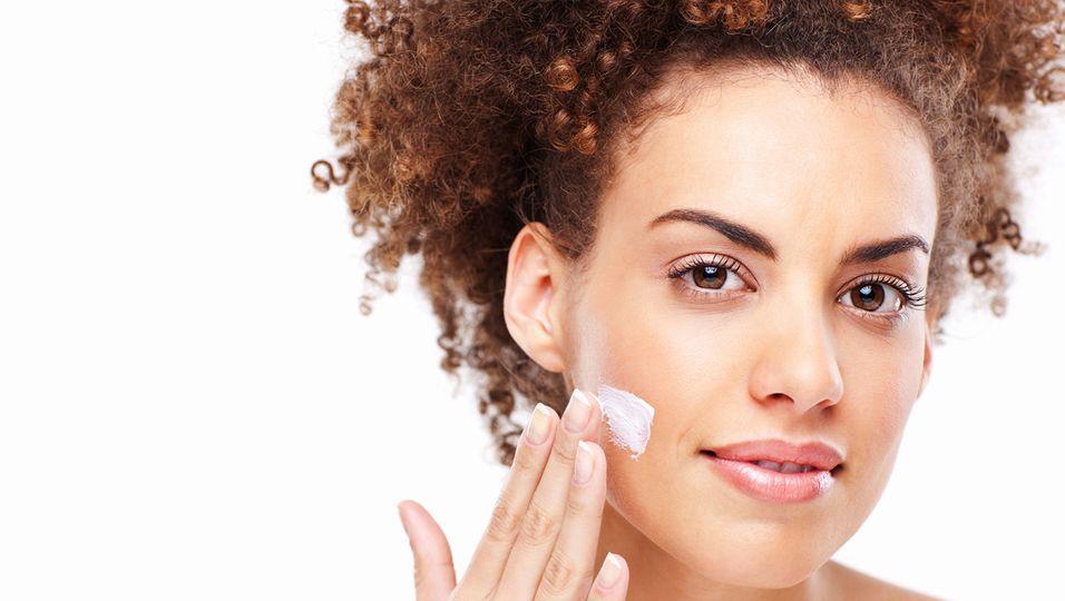 Layering Gesichtspflege