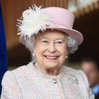 Queen Elizabeth II. besucht West Sussex im November 2017