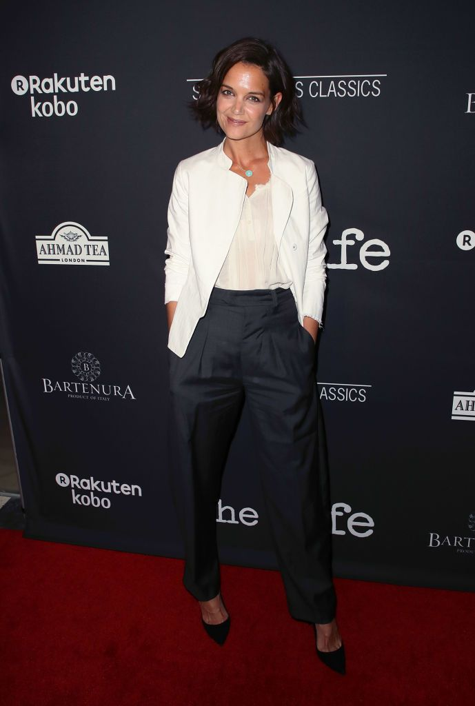 Katie Holmes Red Carpet Outfit