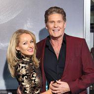 David & Hailey Hasselhoff
