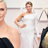 Roben, Oscars, Renée Zellweger, Charlize Theron, Natalie Portman