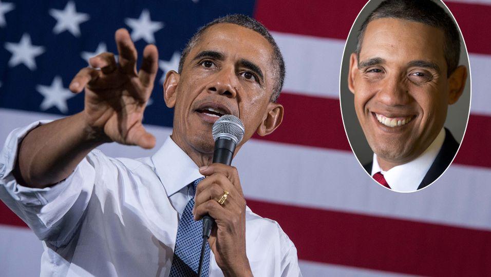 Barack Obama   Doppelgänger macht Karriere