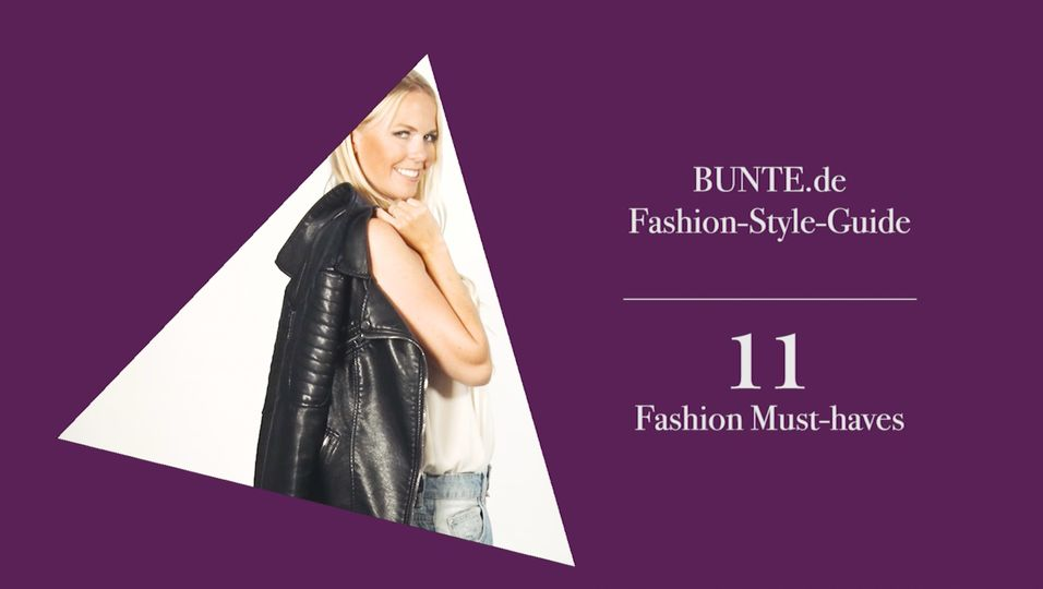 11 Fashion Must-haves