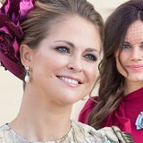 Prinzessin Madeleine von Schweden, Sofia, Taufe Nicolas von Schweden, Hutparade