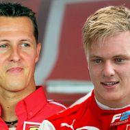 Michael und Mick Schumacher