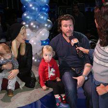Familie Spelling/McDermott fühlt sich vor der Kamera wohl - zumindest die erwachsenen Mitglieder.