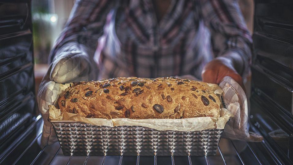 Azteken Brot