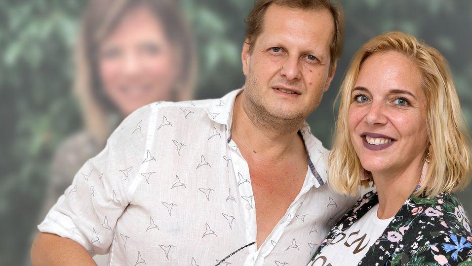 Typveränderung: Ehefrau Daniela hat 12 Kilo abgenommen