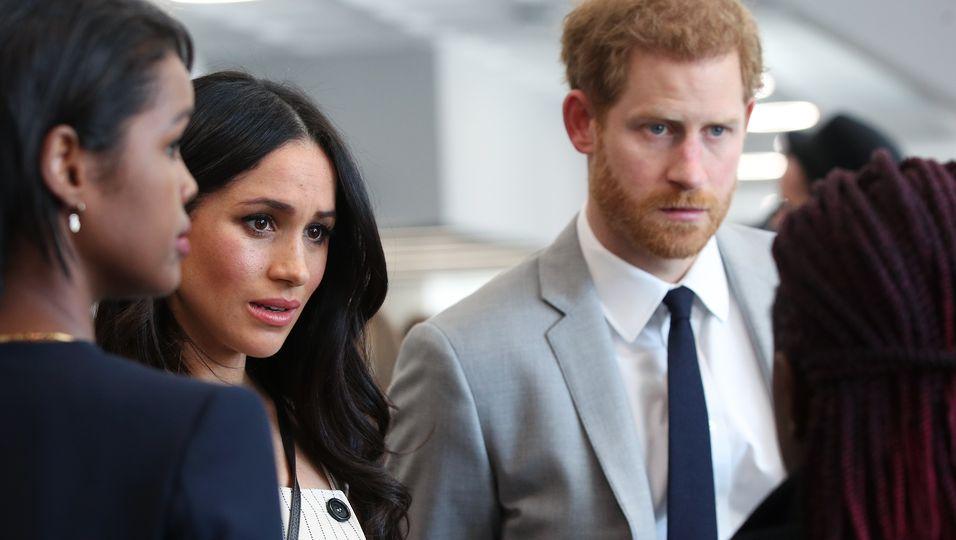 """Vertraute: """"Verzweifelt will er, dass Archie abseits des Pomps und des Königshauses aufwächst"""""""