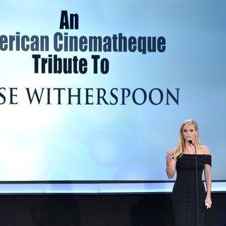 Reese Witherspoon erhielt die begehrte Auszeichnung.