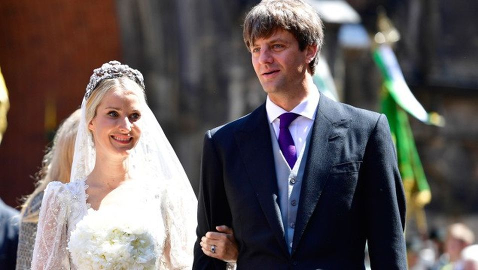 Hochzeit wie im Bilderbuch: Sie haben sich getraut!