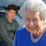 Queen Elizabeth II.: Ihr Großneffe Arthur Chatto hat gute Nachrichten im Gepäck