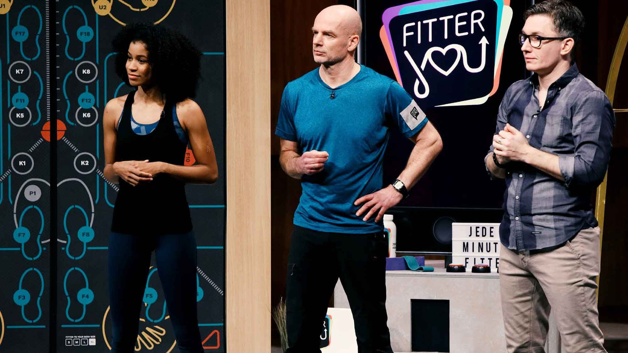 DHDL fitteryou Deal