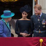 """Prinz Harry & Herzogin Meghan: """"Ihr seid meine Familie"""" – Reicht die Queen ihnen nun die Hand?"""