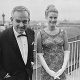 Fürst Rainier III. und Gracia Patricia