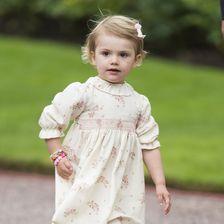 Prinzessin Estelle alte Kleider