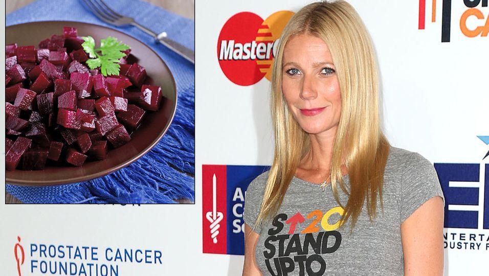 Gwyneth Paltrow | Lieblingsrezept für Rote-Bete-Salat