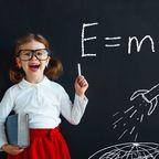 Eine Dreijährige aus Großbritannien hat einen höheren IQ als Albert Einstein. (Symbolbild)