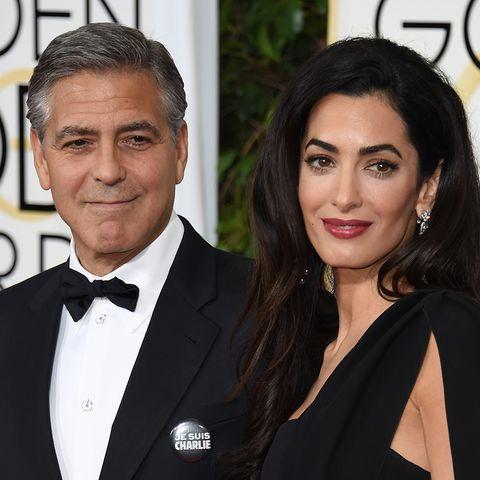 George und Amal Clooney: Der Oscarpreisträger und die Star-Anwältin ...