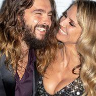 Heidi Klum - Gruselig oder sexy? Dieser Kuss mit Tom Kaulitz ist außerirdisch