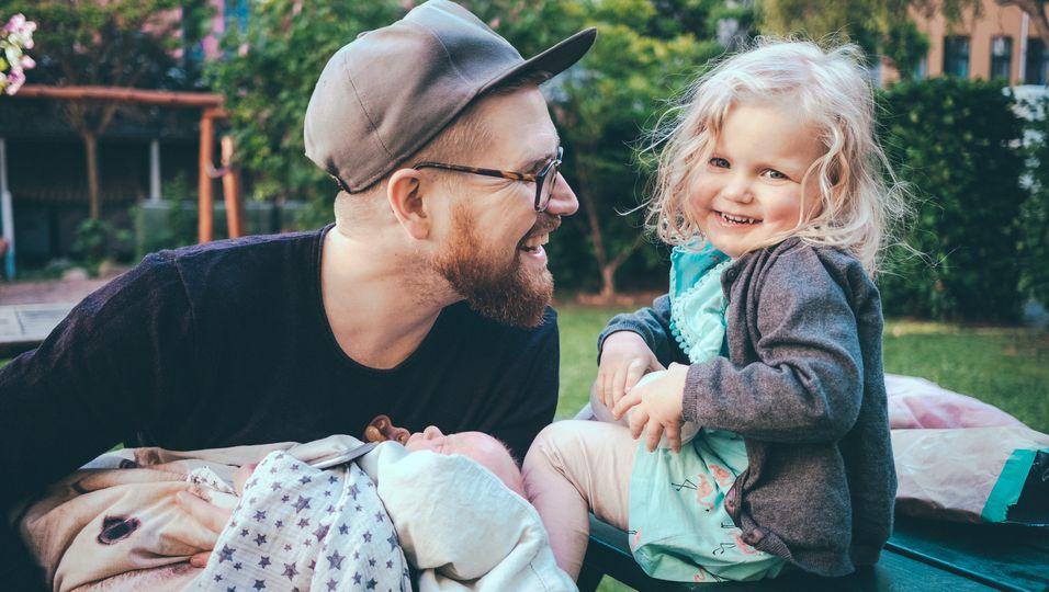 Väter Elternzeit