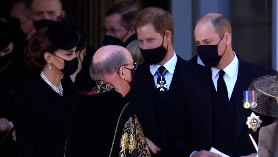 Der verlorene Prinz kehrt zurück: William & Kate nehmen ihn in ihre Mitte