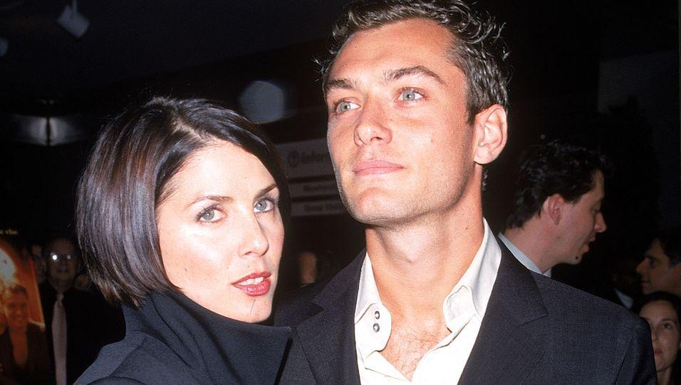 Elf Jahre nach der Scheidung von Jude Law packt Sadie Frost jetzt in einem Interview aus