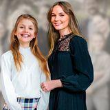 Estelle von Schweden & Ingrid Alexandra von Norwegen: Die künftigen Thronfolgerinnen vereint! Zwischen dieses Power-Duo passt kein Blatt