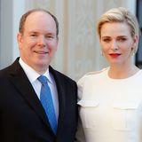 Charlène & Albert von Monaco