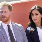 Prinz Harry & Herzogin Meghan: Warum Tochter Lilibet eine große Last auf ihren Schultern trägt
