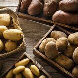 Kartoffelvergleich