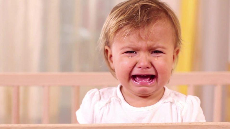 4 überraschende Gründe warum dein Baby nachts aufwacht