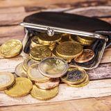 Kleingeld, Münzen, Bargeld einzahlen, Münzautomaten