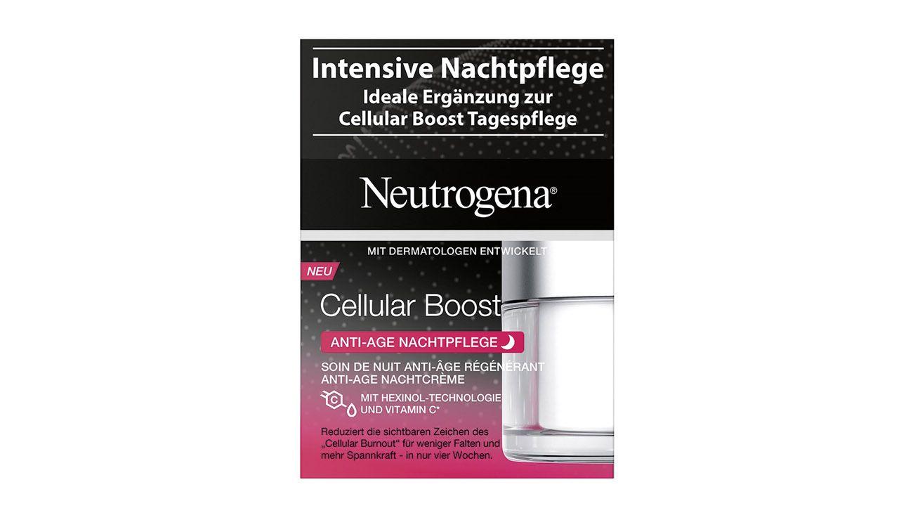 Cellular boost Nachtcreme