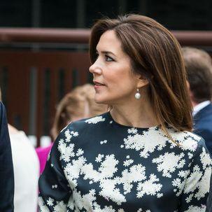 Mary von Dänemark bei einer Veranstaltung im Mai 2017 in Stockholm