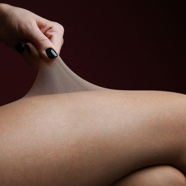 Curvy Ladies sind begeistert: Das ist die perfekte Strumpfhose für große Größen