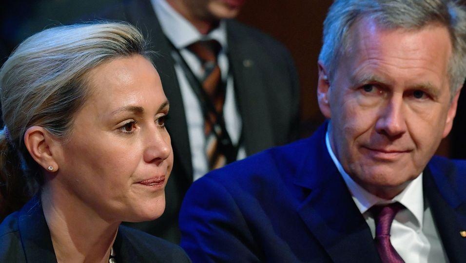 Bettina & Christian Wulff Exklusiv: Ehe-Aus! Sie trifft schon einen anderen ...: