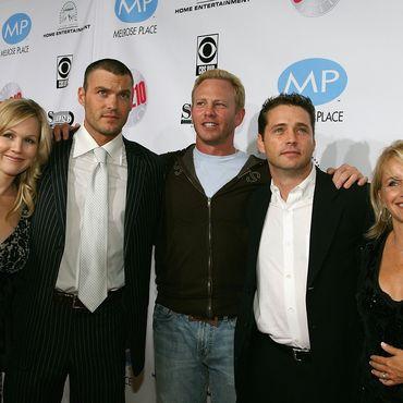 Jennie Garth, Brian Austin Green, Ian Ziering, Jason Priestley, Gabrielle Carteris