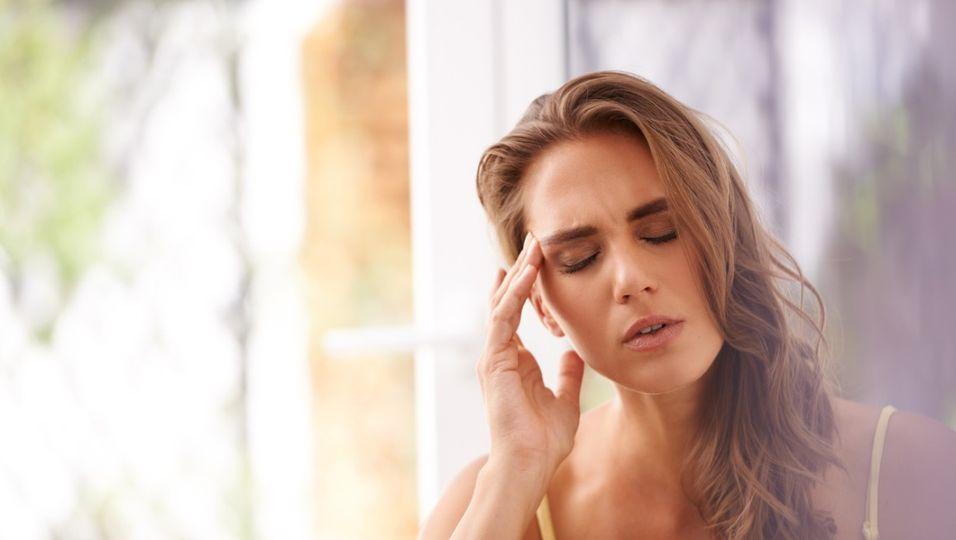 Was tun gegen Wetter-Kopfschmerzen?