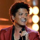 Bruno Mars - Sänger tritt beim Super Bowl auf