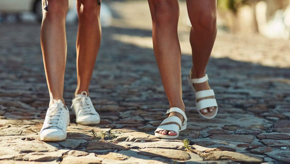 Die bequemsten Sandalen aller Zeiten kosten nur 35 Euro